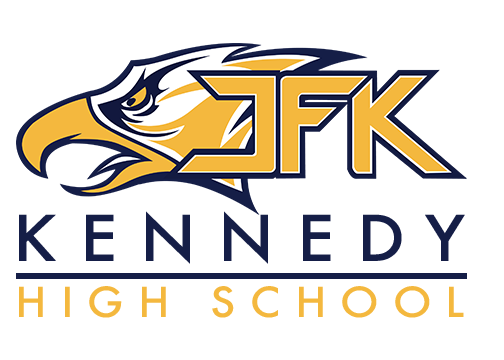 Kennedy High School Eagles logo