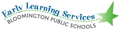 Bloomington Public Schools Early Learning Services logo