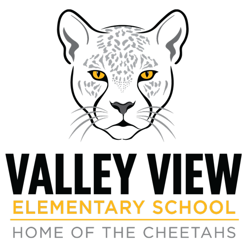 Valley View Elementary School Cheetahs logo