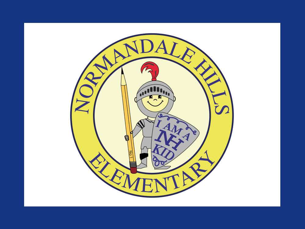Normandale Hills Elementary School Knights logo