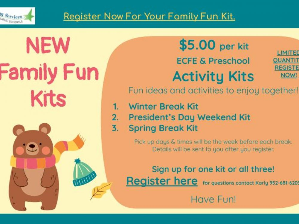 Family Fun Kits