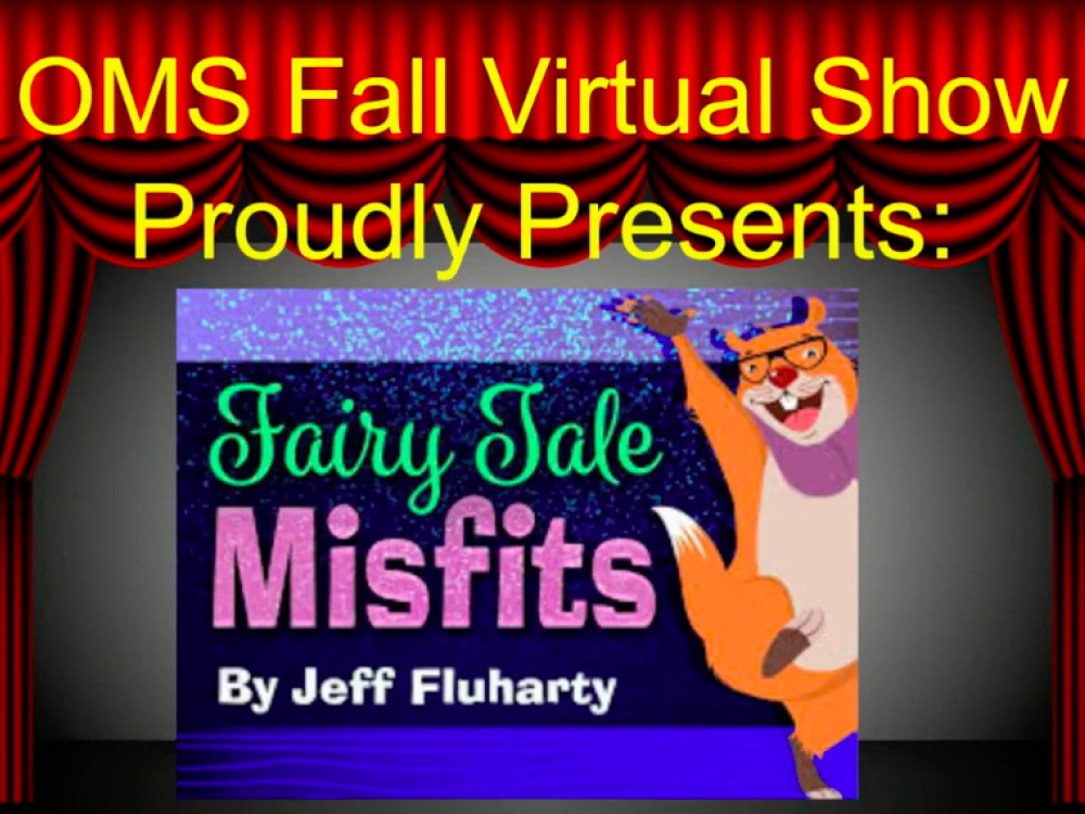 OMS Fall Virtual Show - Fairy Tail Misfits